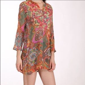 Raj Embroided Tunic
